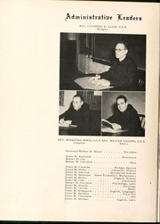 Page 8, 1955 Edition, Sacred Heart College - Gradatim Yearbook (Belmont, NC) online yearbook collection