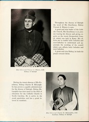Page 12, 1966 Edition, Sacred Heart College - Gradatim Yearbook (Belmont, NC) online yearbook collection