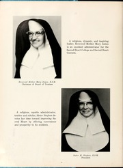 Page 14, 1966 Edition, Sacred Heart College - Gradatim Yearbook (Belmont, NC) online yearbook collection