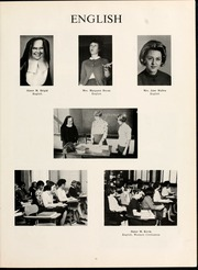 Page 17, 1966 Edition, Sacred Heart College - Gradatim Yearbook (Belmont, NC) online yearbook collection