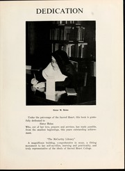 Page 7, 1966 Edition, Sacred Heart College - Gradatim Yearbook (Belmont, NC) online yearbook collection