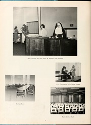 Page 8, 1966 Edition, Sacred Heart College - Gradatim Yearbook (Belmont, NC) online yearbook collection