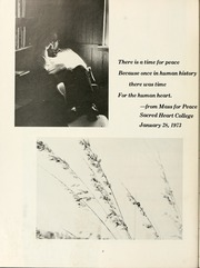 Page 10, 1973 Edition, Sacred Heart College - Gradatim Yearbook (Belmont, NC) online yearbook collection