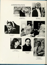 Page 14, 1978 Edition, Sacred Heart College - Gradatim Yearbook (Belmont, NC) online yearbook collection