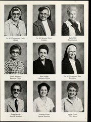 Page 11, 1985 Edition, Sacred Heart College - Gradatim Yearbook (Belmont, NC) online yearbook collection