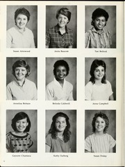 Page 14, 1985 Edition, Sacred Heart College - Gradatim Yearbook (Belmont, NC) online yearbook collection