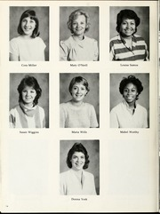 Page 16, 1985 Edition, Sacred Heart College - Gradatim Yearbook (Belmont, NC) online yearbook collection