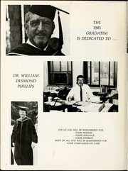 Page 4, 1985 Edition, Sacred Heart College - Gradatim Yearbook (Belmont, NC) online yearbook collection