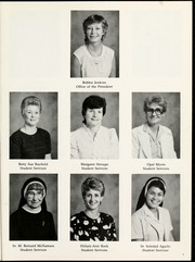 Page 9, 1985 Edition, Sacred Heart College - Gradatim Yearbook (Belmont, NC) online yearbook collection