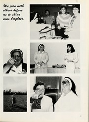 Page 11, 1987 Edition, Sacred Heart College - Gradatim Yearbook (Belmont, NC) online yearbook collection