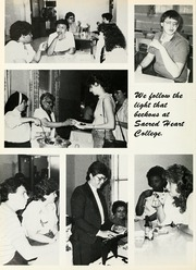 Page 12, 1987 Edition, Sacred Heart College - Gradatim Yearbook (Belmont, NC) online yearbook collection