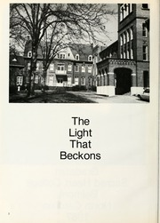 Page 6, 1987 Edition, Sacred Heart College - Gradatim Yearbook (Belmont, NC) online yearbook collection