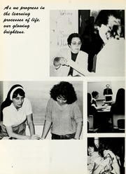 Page 8, 1987 Edition, Sacred Heart College - Gradatim Yearbook (Belmont, NC) online yearbook collection