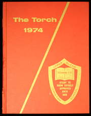 1974 Edition, Upper Bucks Christian School - Torch Yearbook (Sellersville, PA)
