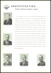 Page 12, 1950 Edition, Point Marion High School - Che Mon Yearbook (Point Marion, PA) online yearbook collection