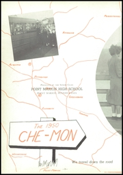 Page 6, 1950 Edition, Point Marion High School - Che Mon Yearbook (Point Marion, PA) online yearbook collection