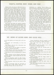Page 37, 1953 Edition, Point Marion High School - Che Mon Yearbook (Point Marion, PA) online yearbook collection