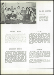 Page 52, 1953 Edition, Point Marion High School - Che Mon Yearbook (Point Marion, PA) online yearbook collection