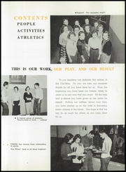 Page 9, 1955 Edition, Point Marion High School - Che Mon Yearbook (Point Marion, PA) online yearbook collection