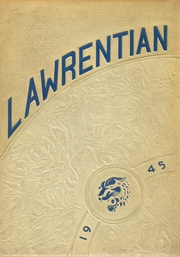 Lawrence Park High School - Lawrentian Yearbook (Erie, PA) online yearbook collection, 1945 Edition, Page 1