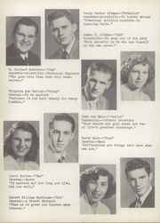 Page 16, 1951 Edition, Lawrence Park High School - Lawrentian Yearbook (Erie, PA) online yearbook collection
