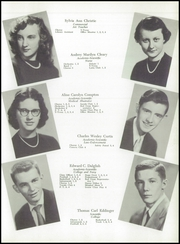 Page 15, 1953 Edition, Lawrence Park High School - Lawrentian Yearbook (Erie, PA) online yearbook collection