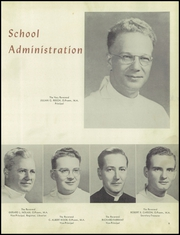 Page 13, 1952 Edition, Southeast Catholic High School - Crystal Yearbook (Philadelphia, PA) online yearbook collection