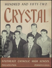 Page 7, 1952 Edition, Southeast Catholic High School - Crystal Yearbook (Philadelphia, PA) online yearbook collection