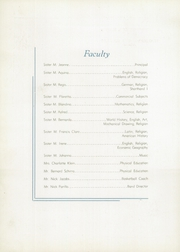 Page 12, 1948 Edition, Saint Joseph High School - Pendulum Yearbook (Pittsburgh, PA) online yearbook collection