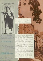 Page 11, 1955 Edition, Saint Joseph High School - Pendulum Yearbook (Pittsburgh, PA) online yearbook collection