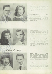 Page 15, 1955 Edition, Saint Joseph High School - Pendulum Yearbook (Pittsburgh, PA) online yearbook collection