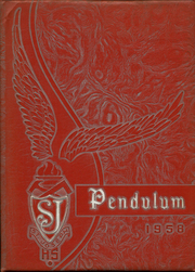 Page 1, 1958 Edition, Saint Joseph High School - Pendulum Yearbook (Pittsburgh, PA) online yearbook collection