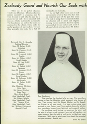 Page 10, 1958 Edition, Saint Joseph High School - Pendulum Yearbook (Pittsburgh, PA) online yearbook collection