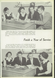 Page 13, 1958 Edition, Saint Joseph High School - Pendulum Yearbook (Pittsburgh, PA) online yearbook collection