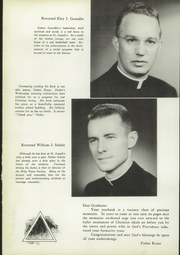 Page 14, 1958 Edition, Saint Joseph High School - Pendulum Yearbook (Pittsburgh, PA) online yearbook collection