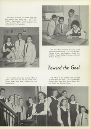 Page 17, 1958 Edition, Saint Joseph High School - Pendulum Yearbook (Pittsburgh, PA) online yearbook collection