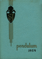 Page 1, 1959 Edition, Saint Joseph High School - Pendulum Yearbook (Pittsburgh, PA) online yearbook collection