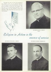 Page 11, 1959 Edition, Saint Joseph High School - Pendulum Yearbook (Pittsburgh, PA) online yearbook collection