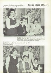 Page 15, 1959 Edition, Saint Joseph High School - Pendulum Yearbook (Pittsburgh, PA) online yearbook collection