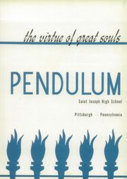 Page 7, 1959 Edition, Saint Joseph High School - Pendulum Yearbook (Pittsburgh, PA) online yearbook collection