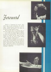 Page 9, 1959 Edition, Saint Joseph High School - Pendulum Yearbook (Pittsburgh, PA) online yearbook collection