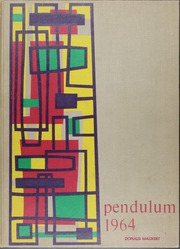 Page 1, 1964 Edition, Saint Joseph High School - Pendulum Yearbook (Pittsburgh, PA) online yearbook collection