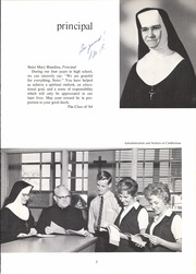 Page 11, 1964 Edition, Saint Joseph High School - Pendulum Yearbook (Pittsburgh, PA) online yearbook collection