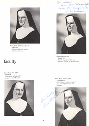 Page 13, 1964 Edition, Saint Joseph High School - Pendulum Yearbook (Pittsburgh, PA) online yearbook collection