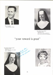 Page 14, 1964 Edition, Saint Joseph High School - Pendulum Yearbook (Pittsburgh, PA) online yearbook collection
