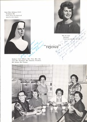 Page 15, 1964 Edition, Saint Joseph High School - Pendulum Yearbook (Pittsburgh, PA) online yearbook collection