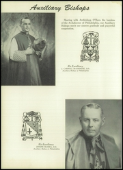 Page 10, 1954 Edition, St Matthews High School - Samascript Yearbook (Conshohocken, PA) online yearbook collection