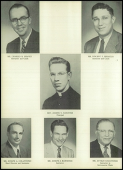 Page 12, 1954 Edition, St Matthews High School - Samascript Yearbook (Conshohocken, PA) online yearbook collection