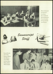 Page 14, 1954 Edition, St Matthews High School - Samascript Yearbook (Conshohocken, PA) online yearbook collection