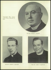 Page 12, 1955 Edition, St Matthews High School - Samascript Yearbook (Conshohocken, PA) online yearbook collection